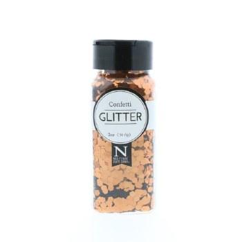 2oz. Glitter- Chunky Copper