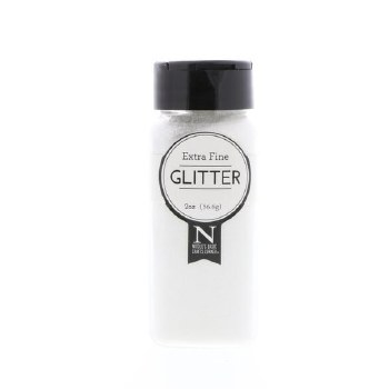 2oz. Glitter- Extra Fine Crystal
