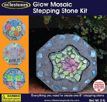 Stepping Stone Kit- Glow Mosaic