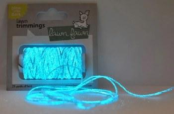 Lawn Fawn Trimmings Cord- Glow-In-The-Dark