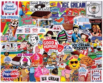 Good Humor - 1,000 Piece Puzzle