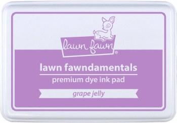 Lawn Fawn Premium Dye Ink- Grape Jelly
