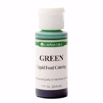 Food Coloring Liquid - Green