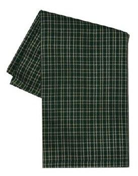 "Doublepane 20"" x 28"" Tea Towel- Green"