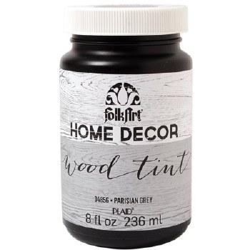 FolkArt Home Decor Wood Tint 8 oz- Grey