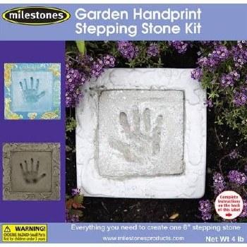 Stepping Stone Kit- Garden Handprint