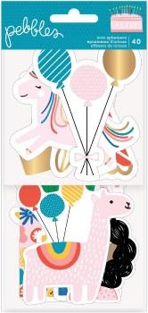Cake Day Ephemera Die Cuts- Icons
