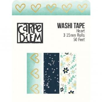 Heart Washi Tape