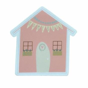 Homebody Sticker
