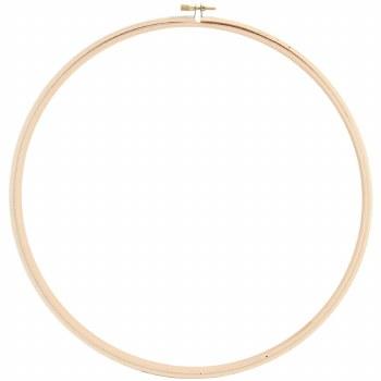 """Wood Embroidery Hoop- 12"""""""