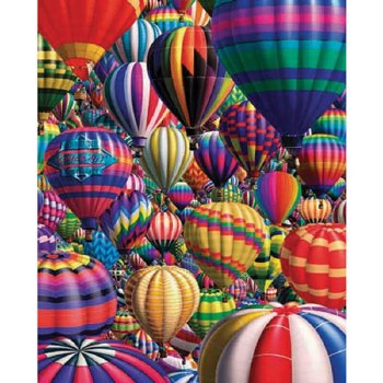 Hot Air Balloons - 1,000 Piece Puzzle