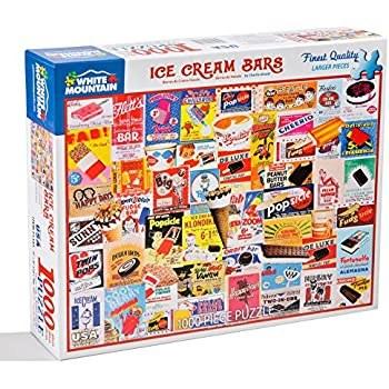 Ice Cream Bars - 1,000 Piece Puzzle
