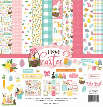 I Love Easter Collection Kit