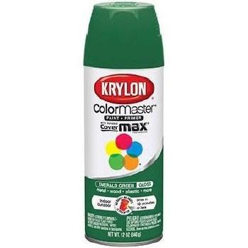 Krylon Indoor/Outdoor 12oz Spray Paint- Gloss, Emerald Green