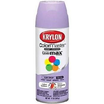 Krylon Indoor/Outdoor 12oz Spray Paint- Gloss, Gum Drop
