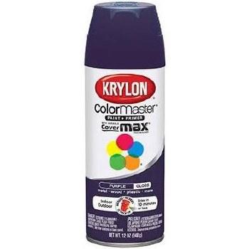 Krylon Indoor/Outdoor 12oz Spray Paint- Gloss, Purple