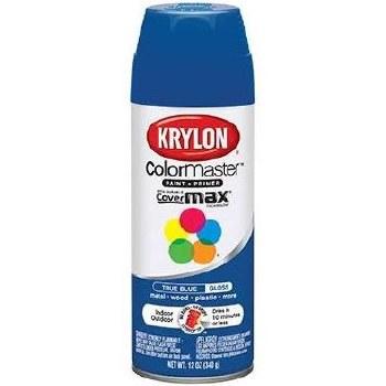 Krylon Indoor/Outdoor 12oz Spray Paint- Gloss, True Blue