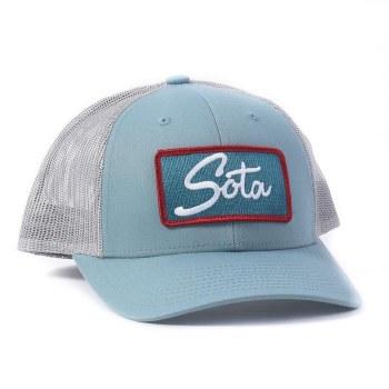 Sota Clothing Snapback Hat- Interstate Script