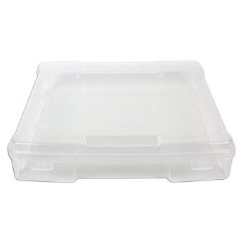 Iris 12x12 Storage Case- Clear