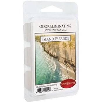 Wax Melt, 2.5oz- Odor Eliminating Island Paradise