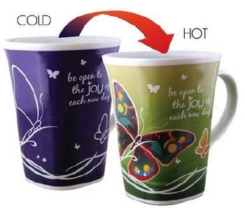 Color Changing Story Mug- Joy