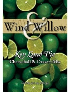 Wind & Willow Cheeseball & Dessert Mix- Key Lime Pie