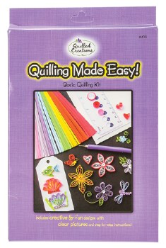 Quilling Set- Quilling Made Easy