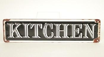 Kitchen Tin Sign