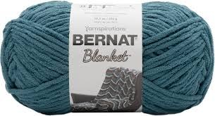 Bernat Blanket Yarn- Lagoon