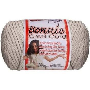 Bonnie 4mm Craft Cord- Lamb's Wool