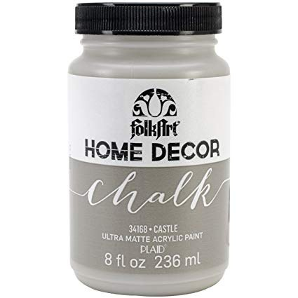 Folkart Home Decor Chalk Paint 8 Oz Castle Crafts Direct