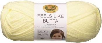 Feels Like Butta Yarn- Lemon