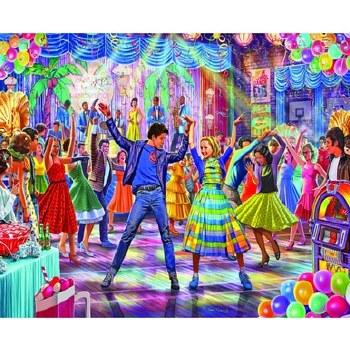 Let's Dance - 1,000 Piece Puzzle