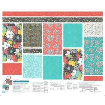 Fabric Panel- Lexi Purse