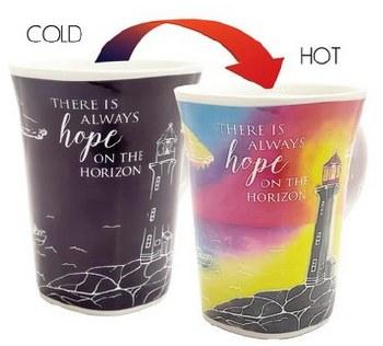 Color Changing Story Mug- Lighthouse