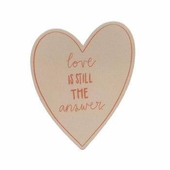 Love is Still the Answer Sticker
