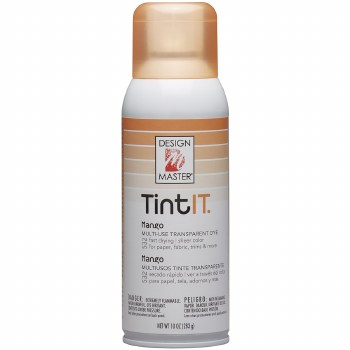 Design Master Tint It Spray Paint- Mango
