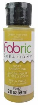 Fabric Creations 2oz Fabric Paint- Marigold
