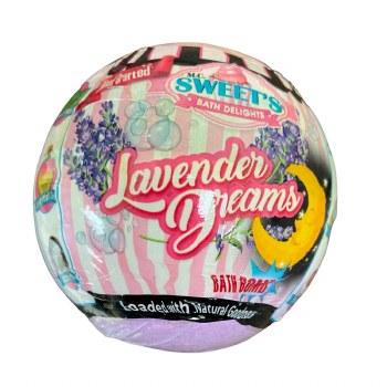 McSweets Bath Bomb - Lavender Dreams