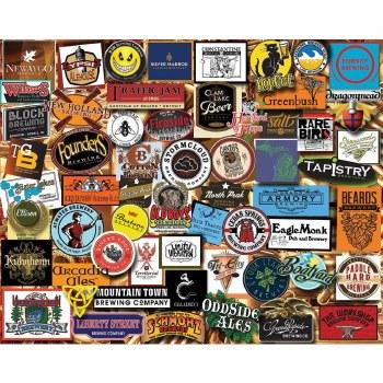 Craft Beer, Michigan- 1,000 Piece Puzzle