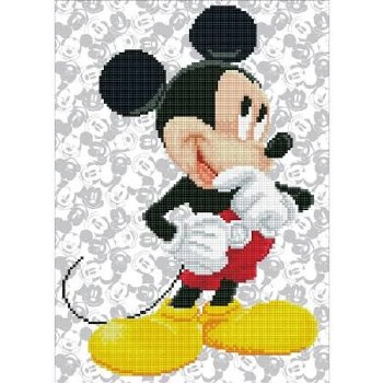 Diamond Facet Art Kit- Disney, Mickey Mouse