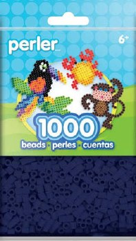 Perler Beads 1000 piece- Midnight