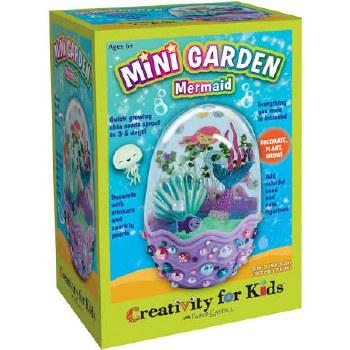 Creativity for Kids Craft Kit- Mini Garden: Mermaid