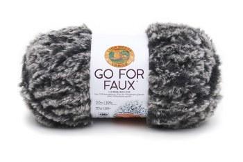Go For Faux Yarn- Mink