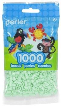 Perler Beads 1000 Piece- Mint