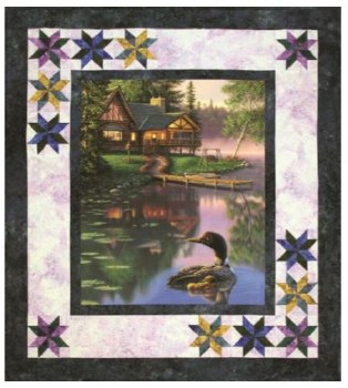 Quilt Kit- MN Loon