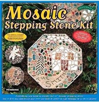 Stepping Stone Kit- Mosaic