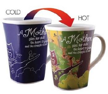 Color Changing Story Mug- Mother