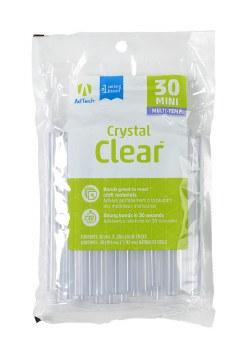 Hot Glue Sticks, Mini, 30ct- Multi Temp