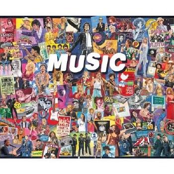Music - 1,000 Piece Puzzle